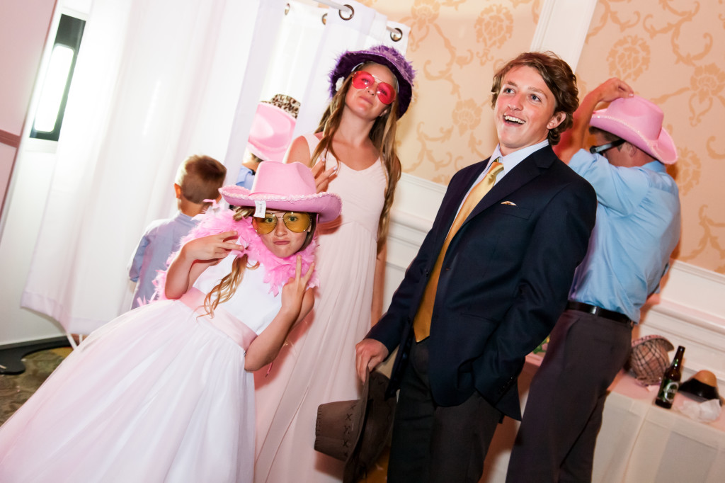 Photo Booth - A Perfect Blend Entertainment