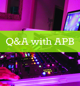 Q&A - A Perfect Blend Entertainment