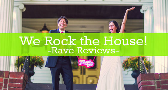 Rave Reviews - A Perfect Blend Entertainment