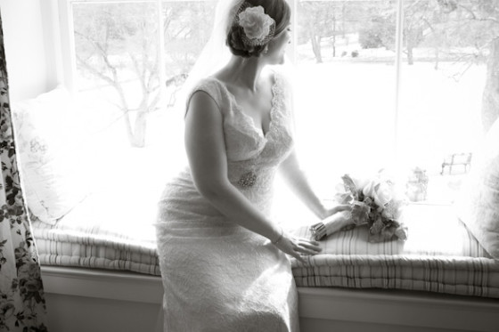 Rowsley Estate Wedding Bride