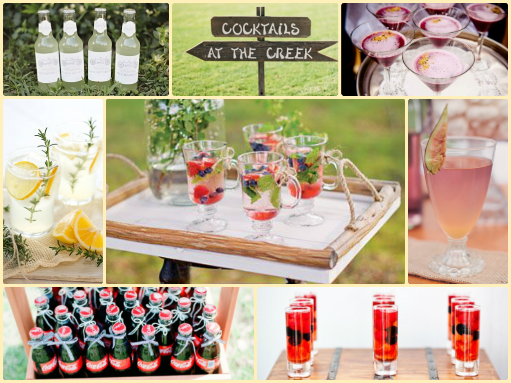 WEdding Cocktails - APB Blog