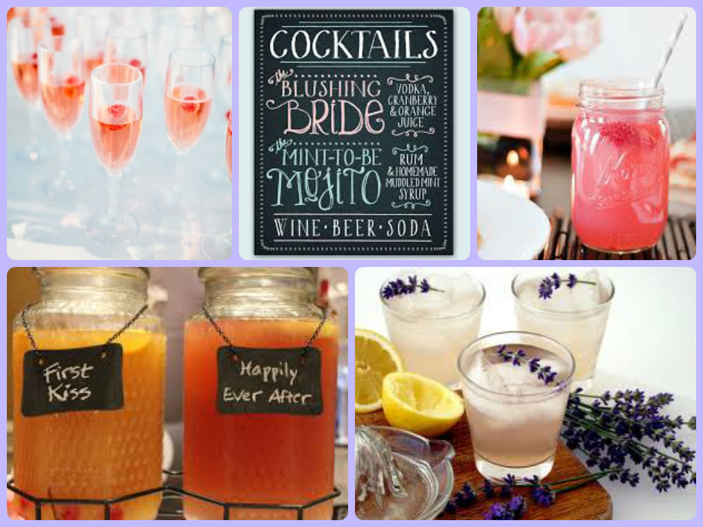 Cocktails Wedding - APB Blog