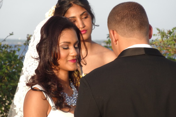 Karolyn and Carlos Greentree Country Club Wedding