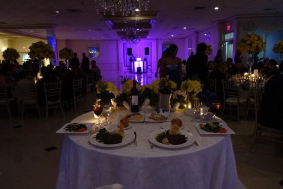 Greentree Country Club Wedding Reception