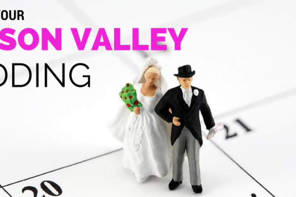 Hudson Valley Wedding Planning