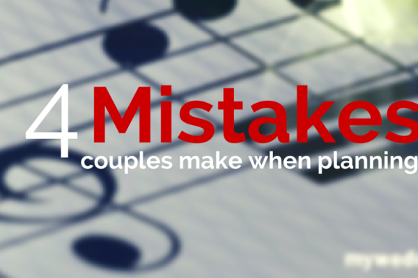 4 mistakes couples make