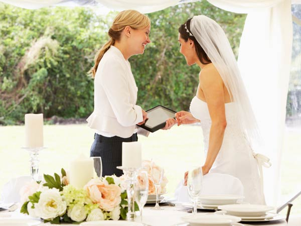 Advice From a Wedding Planner