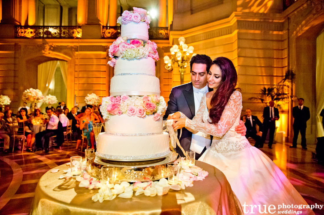 Cutting The Wedding Cake Meaning Traditions Explained Tradition