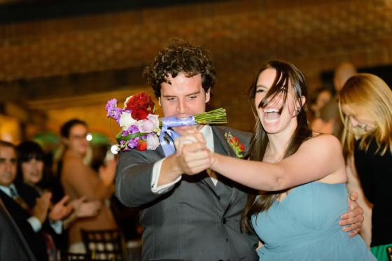 Carolyn & Tom's Wedding Playlist