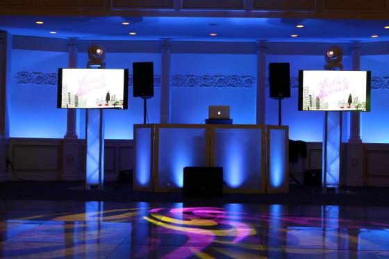 DJ Setup Westchester New York