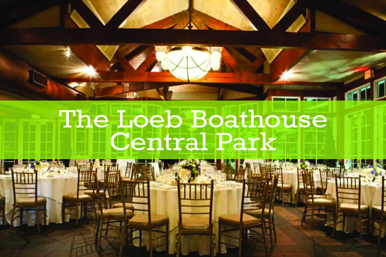 Loeb Boathouse - A Perfect Blend Entertainment