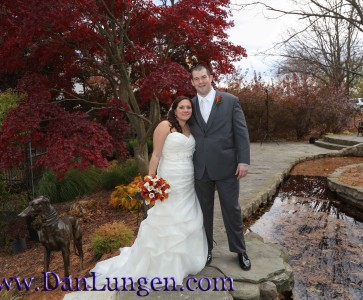 Jennifer & David's Roundhill Wedding