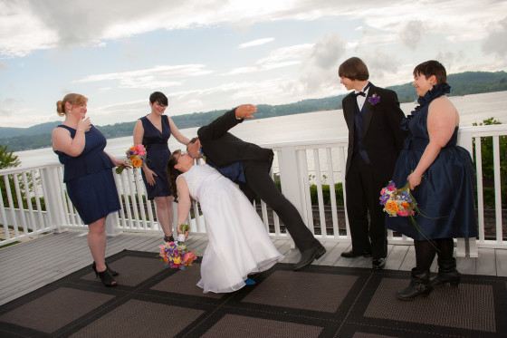 Mandy & Rich's Wedding at the Rhinecliff Hotel