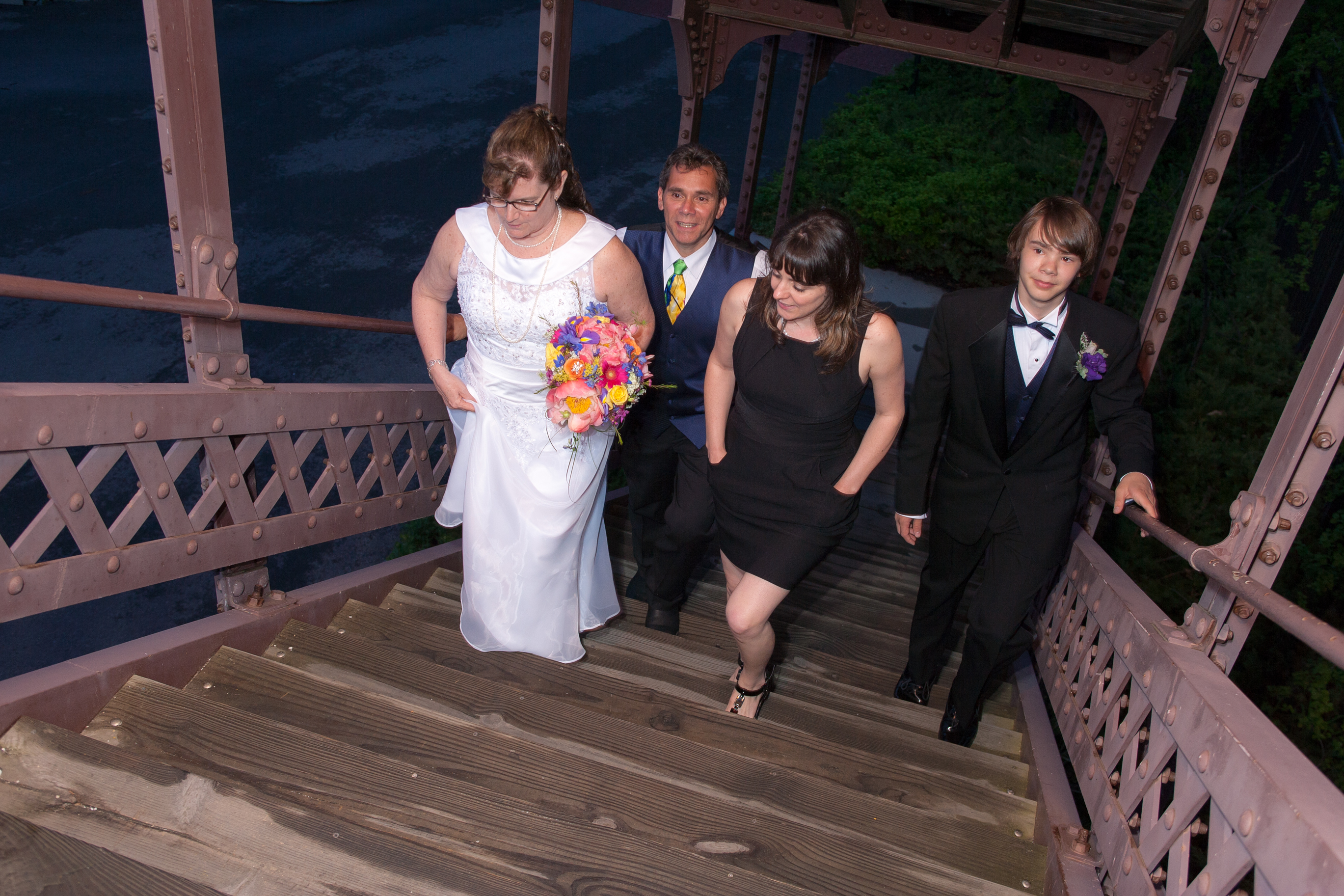 Mandy & Rich's Wedding Planner at the Rhinecliff Hotel