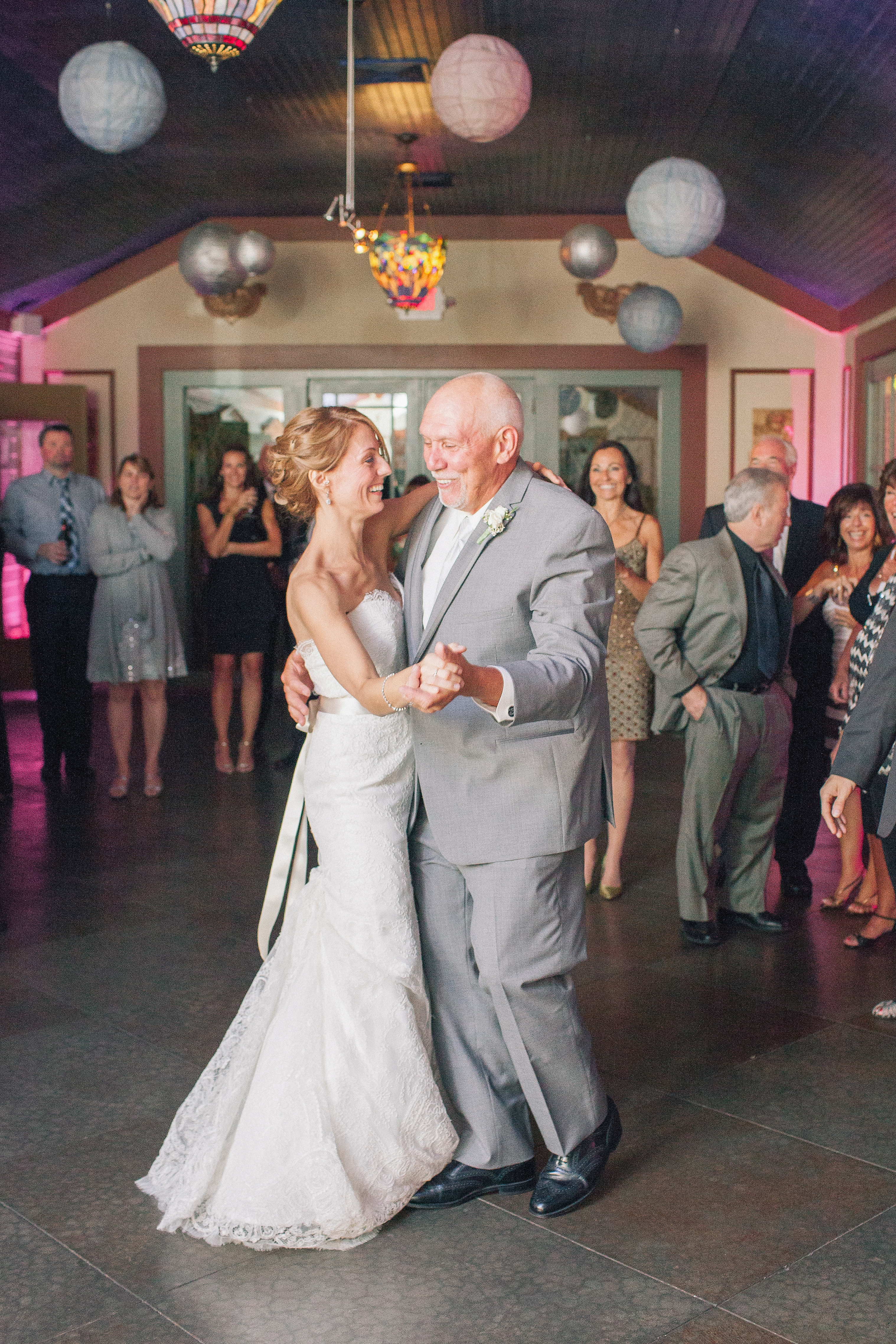 Jessica & Rich's Wedding Reception at the Roundhill Washingtonville