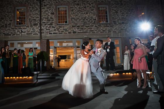 Margarita & Jan Michael's Wedding Stone Mill Botanical Gardens- A Perfect Blend Entertainment
