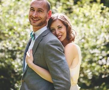 Sara & Gary's Elm Rock Wedding - Hudson Valley