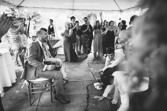 Sara & Gary's Elm Rock Wedding - Hudson Valley