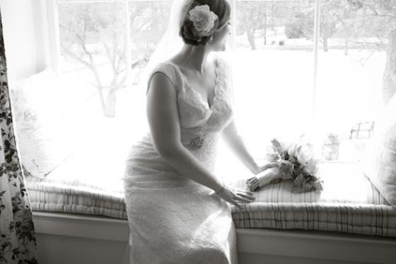 Rowsley Estate Wedding Bride