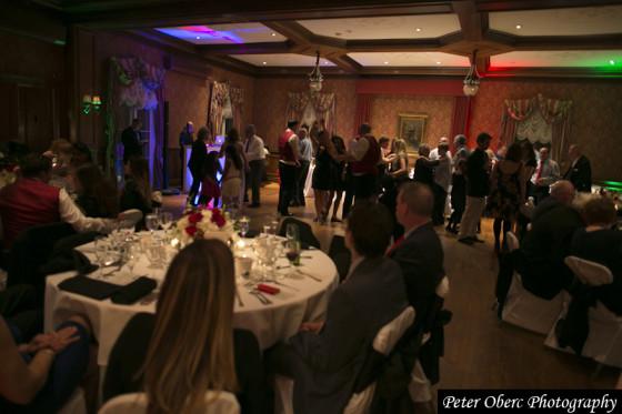 Rowsley Estate Wedding Dance Party