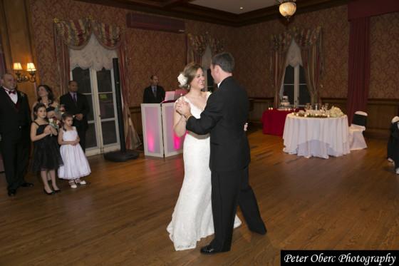 Rowsley Estate Wedding First Dance