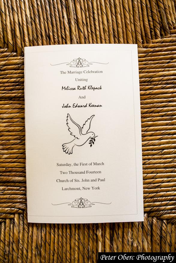 Rowsley Estate Wedding Invitation