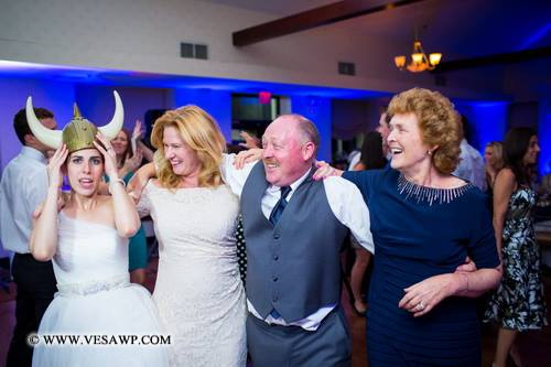Patriot Hills Wedding