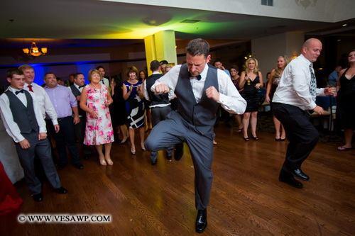 Patriot Hills Wedding First Dance