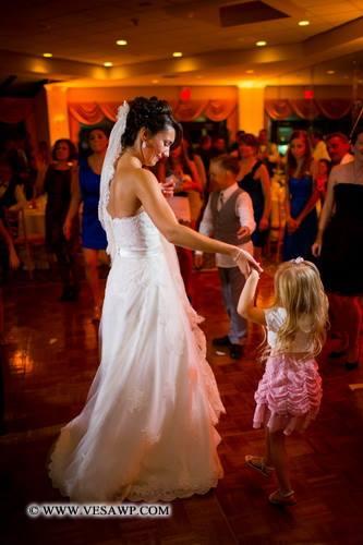 Kristina & Ross Wedding at Beckwidth Pointe