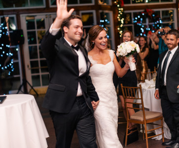 Central Park Boat House Wedding Dancing