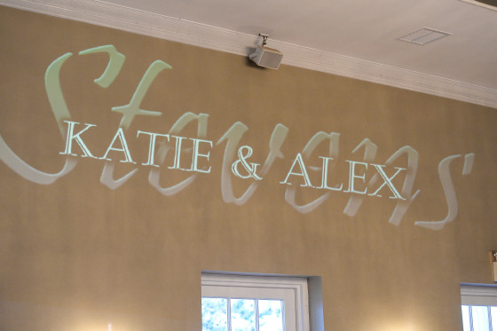 katie-alex-Highlands Country Club Projected Monogram