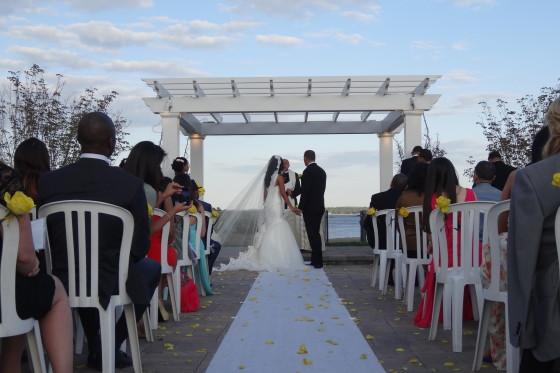 Karolyn and Carlos Greentree Country Club Wedding