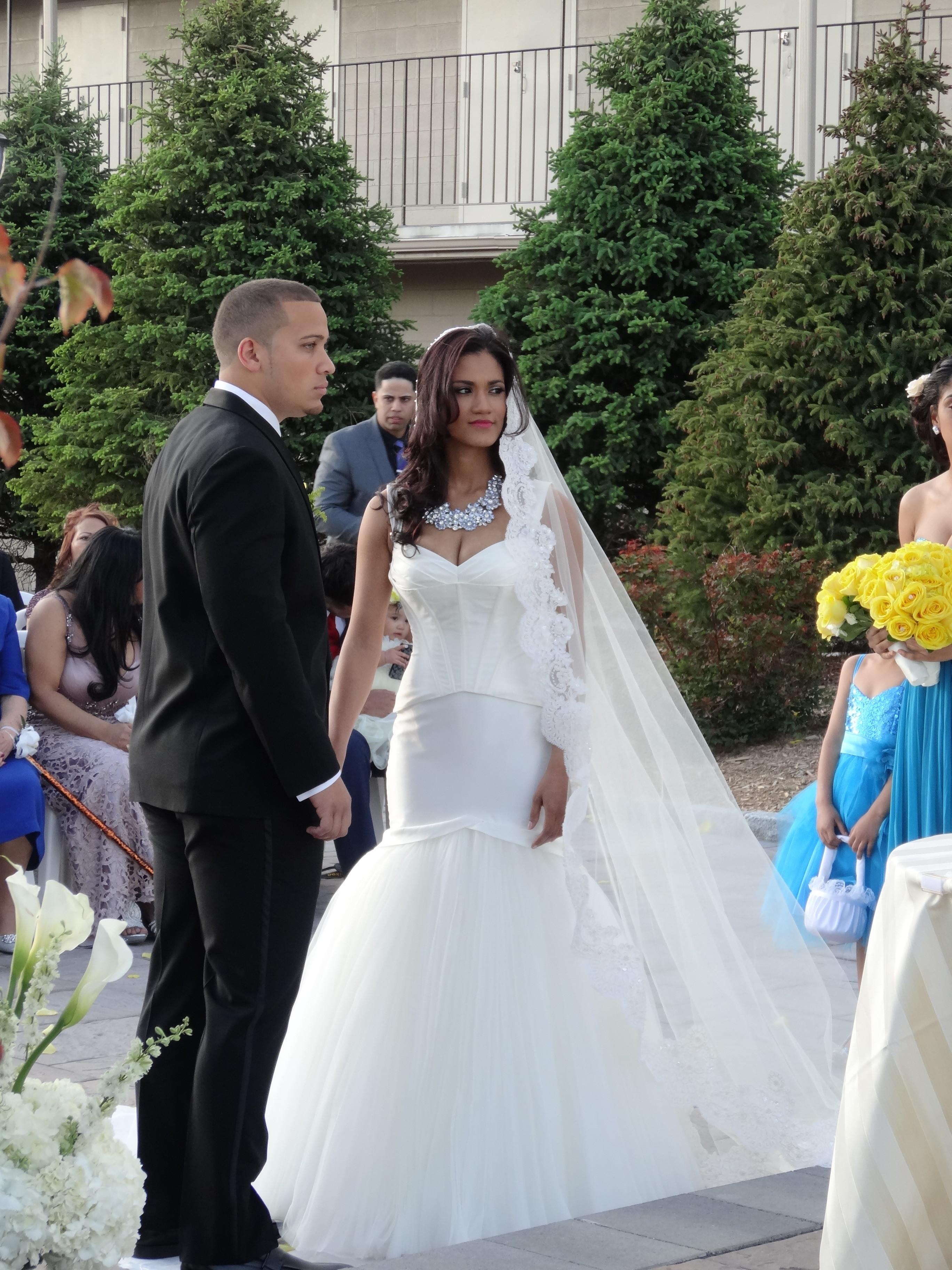 Greentree Country Club Wedding Reception - Ceremony