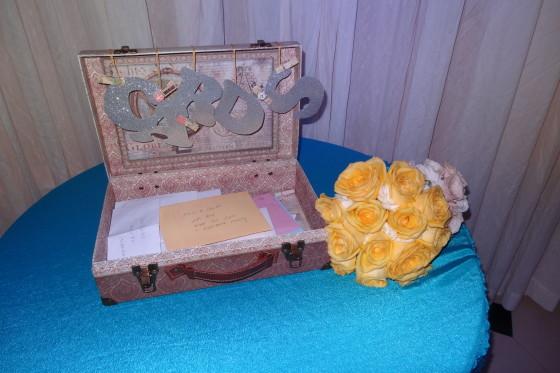 Greentree Country Club Wedding Reception - Cards