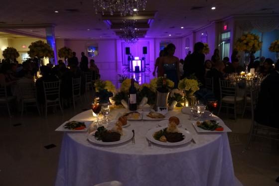 Greentree Country Club Wedding Reception