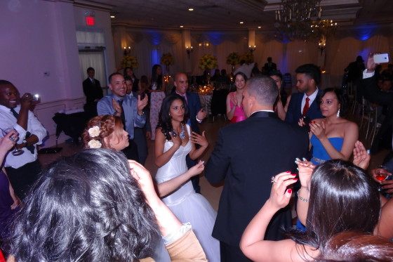 Greentree Country Club Wedding Reception - DJ