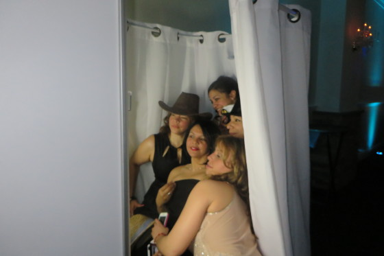 Wedding at the Mansion on Broadway - Photo Booth