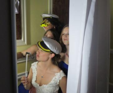Sarah and Eric Grandview Wedding