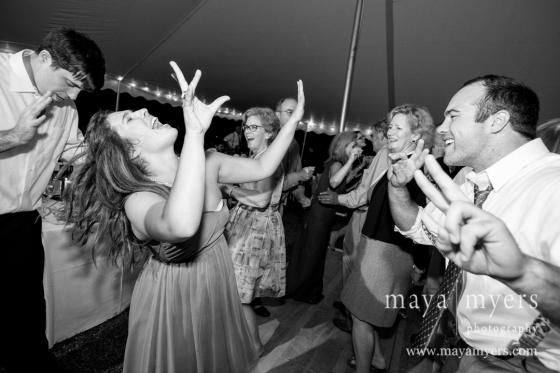Sarah and Bill wedding reception 2