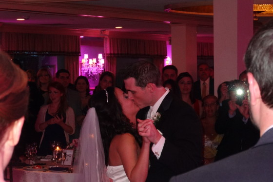 Christina & Jason's Wedding Reception- APB Entertainment