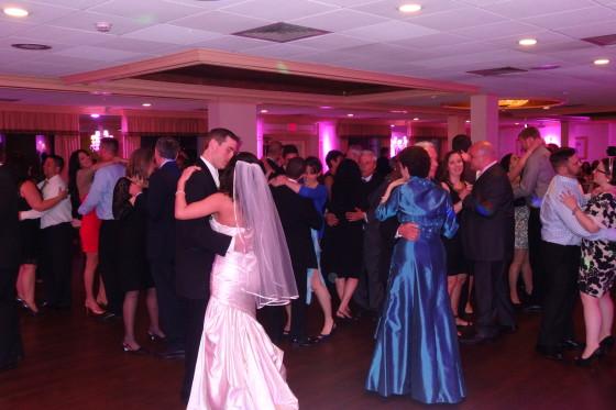 Christina & Jason's Wedding REception - APB Entertainment