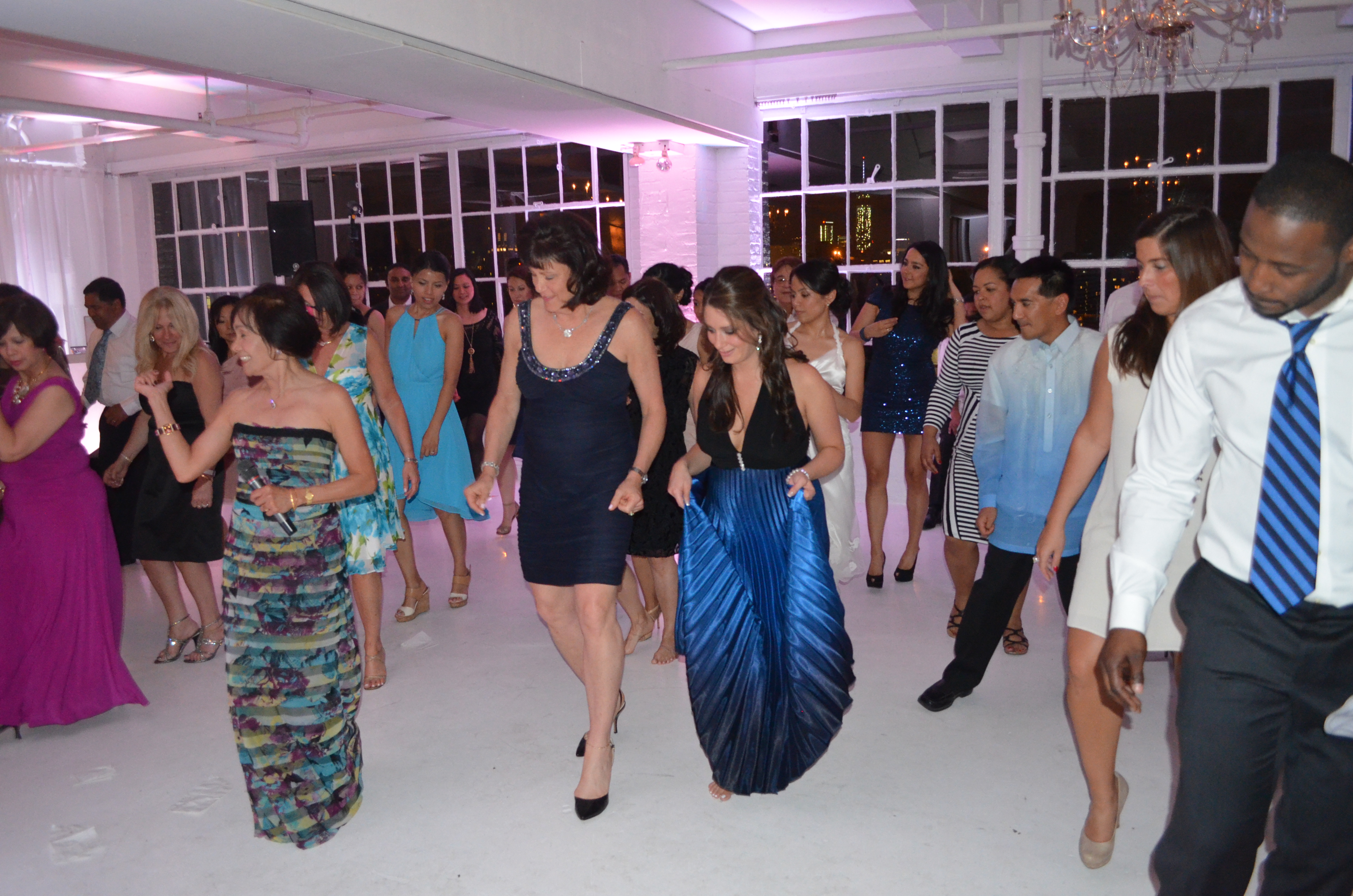 Studio 450 Wedding Reception