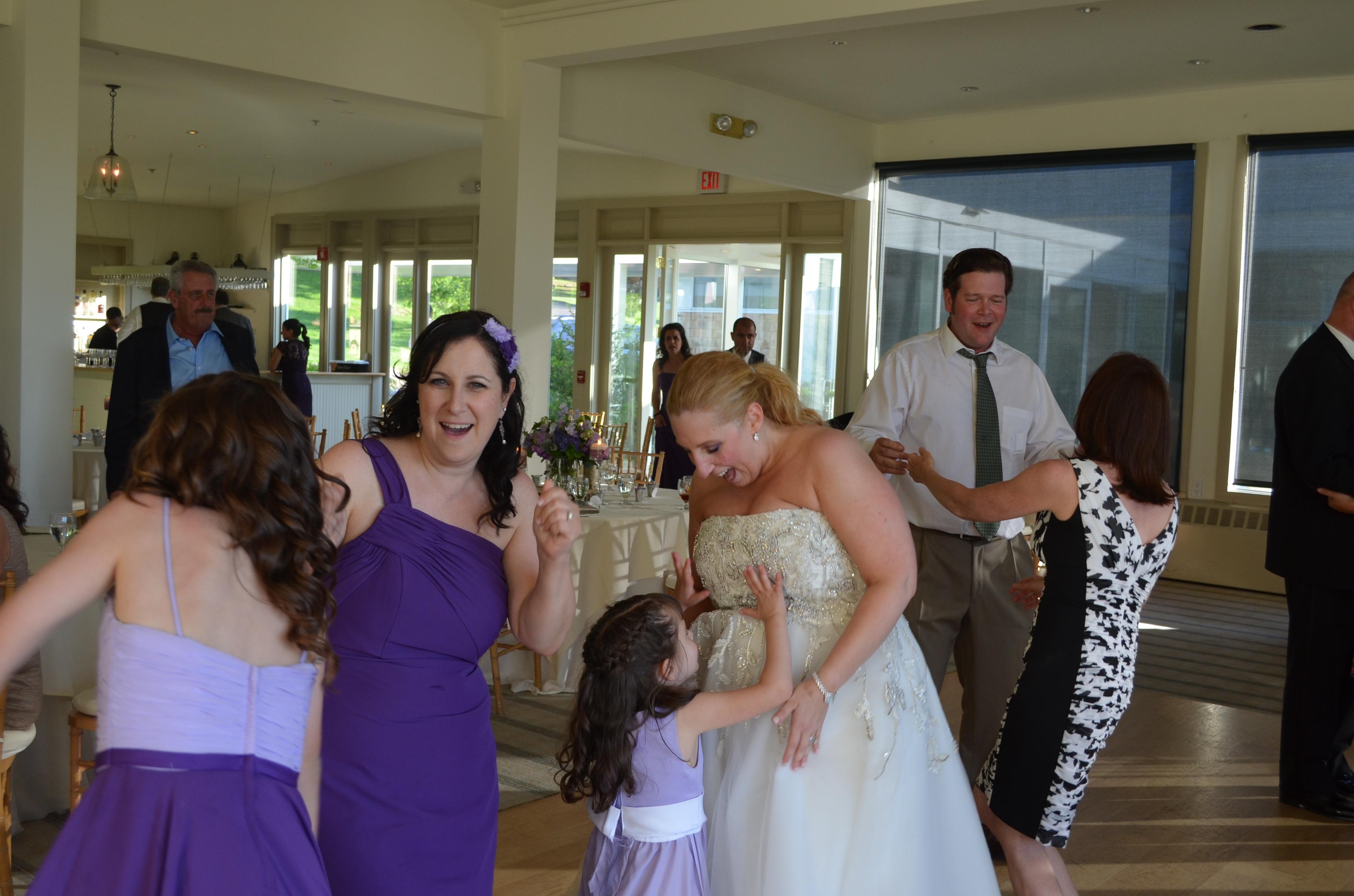 The Garrison Wedding Reception