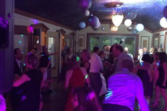 Roundhill Wedding reception - APB Entertainment
