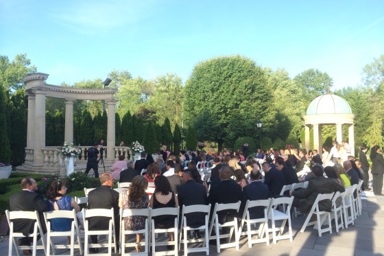 Rockleigh Country Club, New Jersey Wedding Ceremony