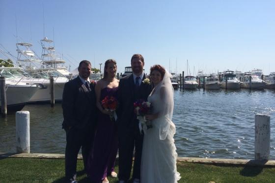 Snapper Inn Wedding