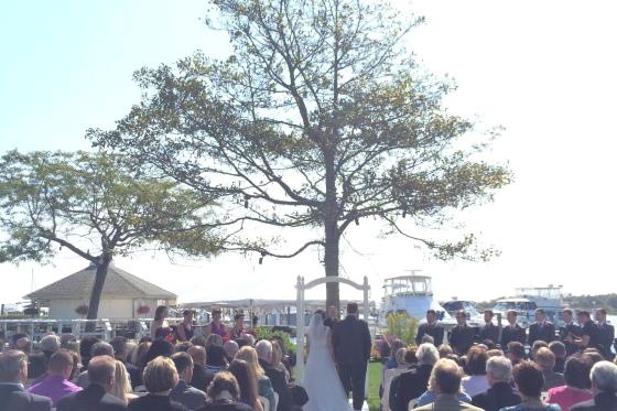 Snapper Inn Ceremony