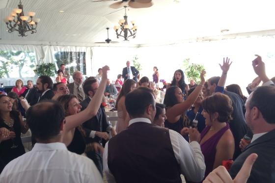 Snapper Inn Wedding Reception