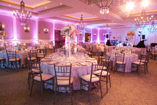 Wedding DJ Tip: Reception Lighting
