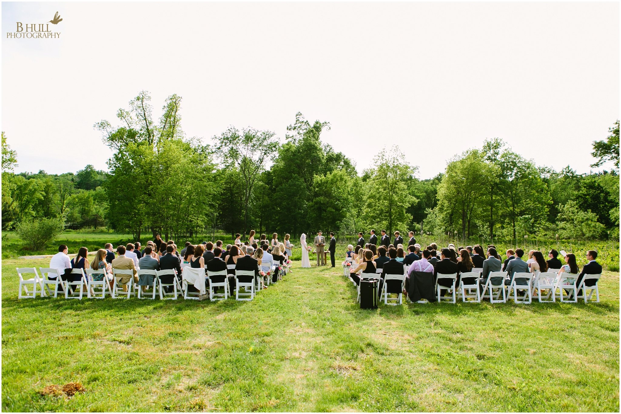 Wedding Dj Venue Spotlight Blooming Hill Farm A Perfect Blend